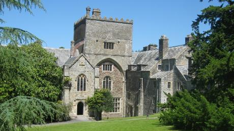 Buckland Abbey in Devon a short drive from The Hesketh Crescent Apartment in Torquay