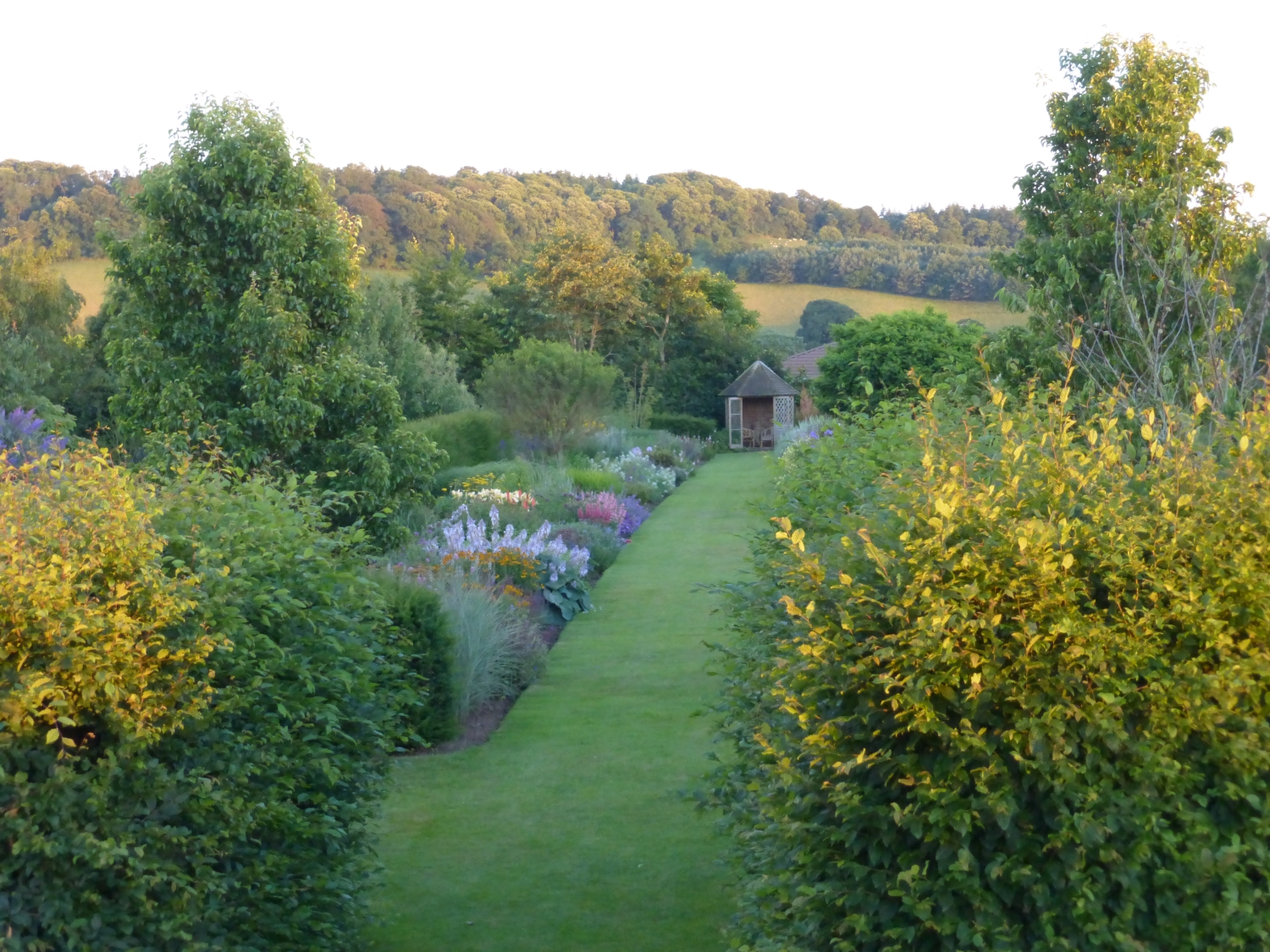 High Garden Nursery in Devon