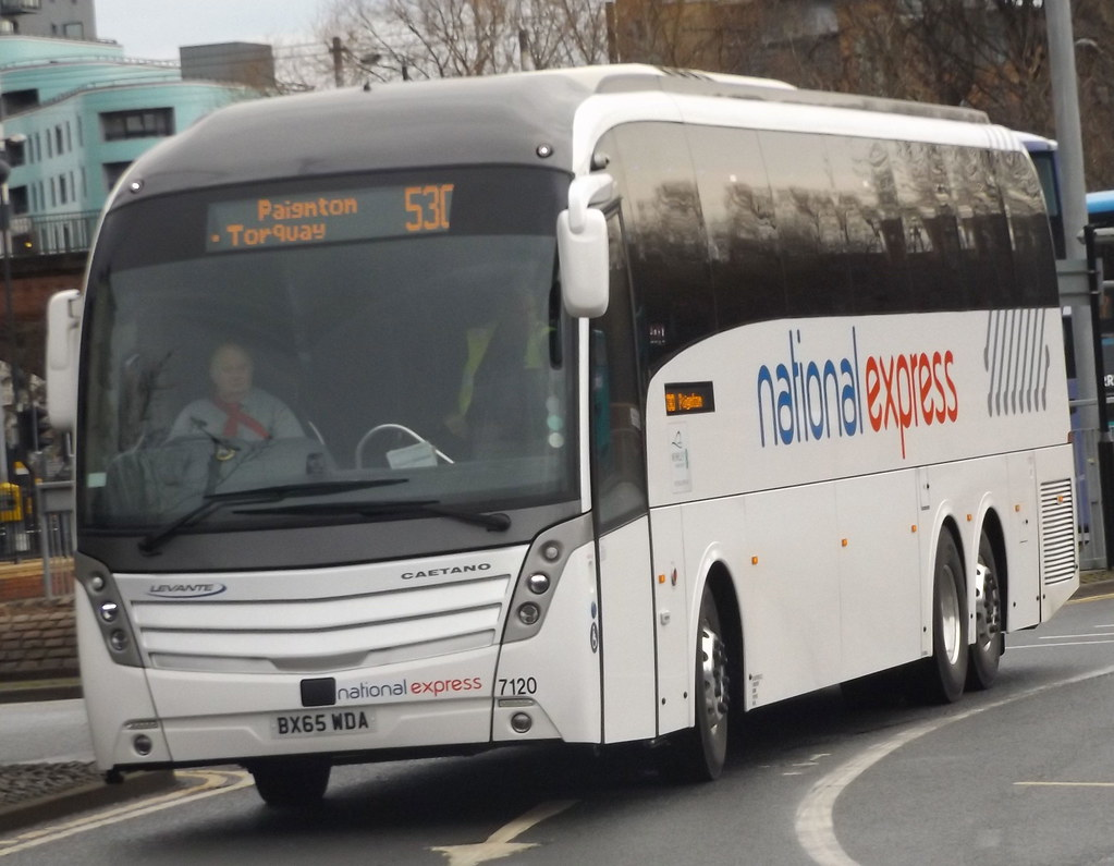 Coach Travel to Torquay and The English Riviera.